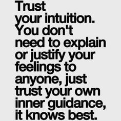Lesson 16 Trust Yourself You Know More Than You Think You Do